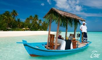 Constance Halaveli Maldives Dhoni Breakfast