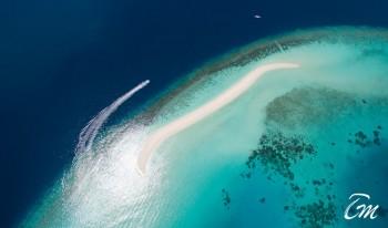 Constance Halaveli Maldives Sandbank