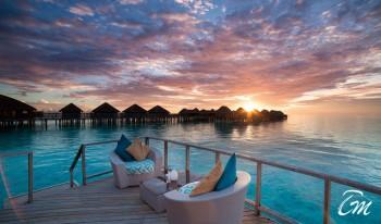 Constance Halaveli Maldives Sunrise
