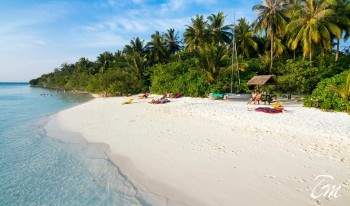 Embudu Village Maldives Beach