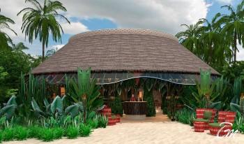 Amazonica at Emerald Maldives