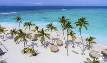 Emerald Maldives Resort And Spa  Beach