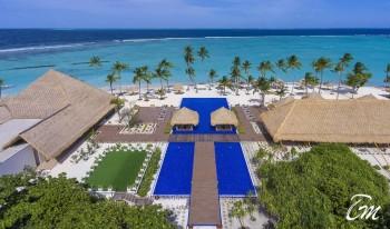 Emerald Maldives Resort And Spa Main Pool