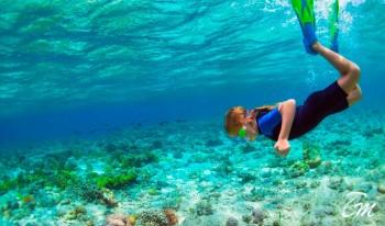 Snorkeling In Maldives at Emerald Maldives Resort and Spa