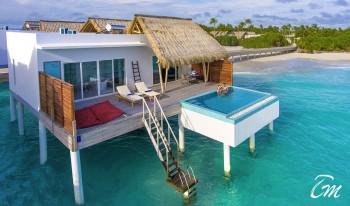 Emerald Maldives Resort And Spa Water Villa With Pool