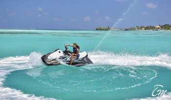 Holiday Inn Kandooma Maldives Water Sports