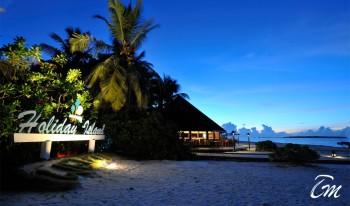 Holiday Island Resort And Spa Maldives Beach