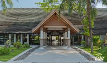Holiday Island Resort And Spa Maldives Lobby Exterior