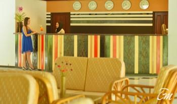 Holiday Island Resort And Spa Maldives Spa Lobby