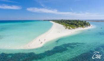 Holiday Island Resort And Spa Maldives Island Aerial View