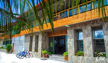 Kaani Village and Spa Maafushi Exterior