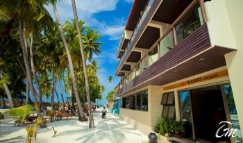 Kaani Beach Hotel Maafushi Maldives Beach