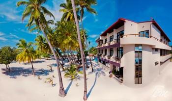 Kaani Beach Hotel Maafushi Maldives Herp Shot