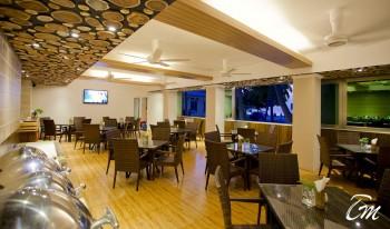 Kaani Beach Hotel Maafushi Maldives Restaurant