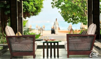 Kurumba Maldives Resort Reception
