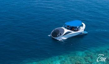 Kurumba Maldives Resort Glass Bottom Boat