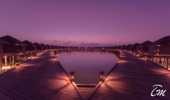 Luxury Water Villas At Lily Beach Resort Maldives