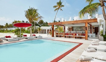 Lux* North Male Atoll Resort Beach Rouge Exterior