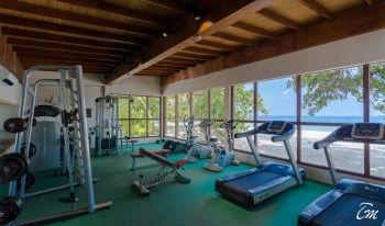 Malahini Kuda Bandos Maldives Fitness Centre