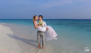 Malahini Kuda Bandos Resort Honeymoon Arrangement