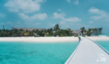 Movenpick Resort Kuredhivaru Maldives Jetty