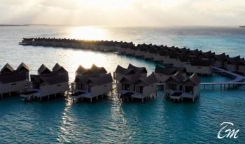 Movenpick Resort Kuredhivaru Maldives  Over Water Villas