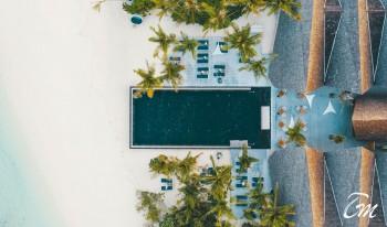 Movenpick Resort Kuredhivaru Maldives  Main Pool