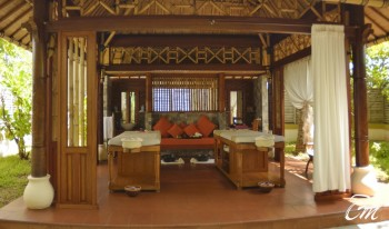 Araamu Spa Interior - Paradise Island Resort Maldives