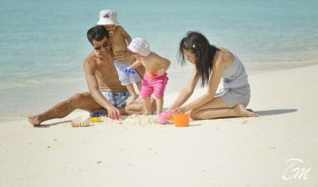 Family Time - Paradise Island Resort Maldives