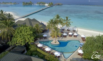 Paradise Island Resort Maldives  Pool View
