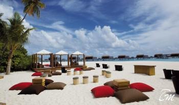 Luxury Beach And Cabana - Park Hyatt Hadahaa Maldives