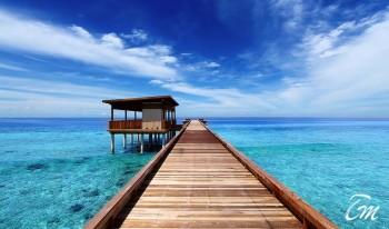 Park Hyatt Hadahaa Maldives - Jetty