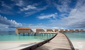 Park Hyatt Hadaha Maldives Jetty View