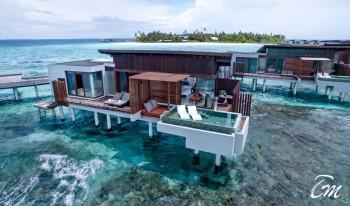 Luxury Ocean Villa - Parkhyatt Maldives Hadaha