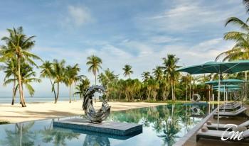 Pullman Maldives Maamutaa - Main Pool