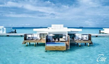 RIU Palace 5 Star All inclusive maldives Jetty View