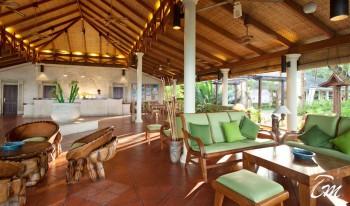 Royal Island Resort And Spa Lobby