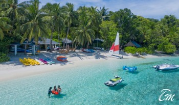 Royal Island Resort And Spa Water Sports Center