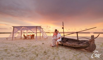 Royal Island Resort And Spa Romantic Dinner