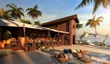 Mr Tomyam Thai Inspired Restaurant - SAii Lagoon Maldives