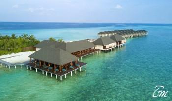 Summer Island Maldives Restaurant Jetty