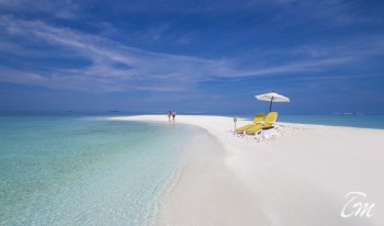 Summer Island Maldives Sandbank