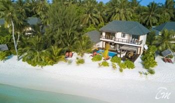 Summer Island Maldives The Summer House Aerial View