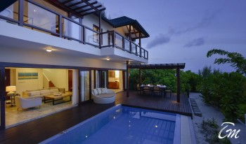 Summer Island Maldives Summer House Exterior
