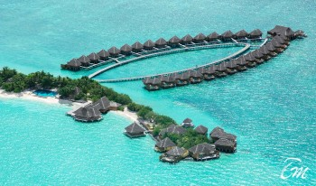 Taj Exotica Resort and Spa Maldives - Aerial View