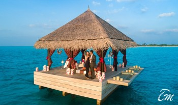 Taj Exotica Resort and Spa, Maldives - Ocean Pavillion