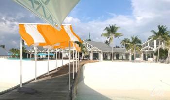 The Standard Huruvalhi Maldives - Arrival Jetty