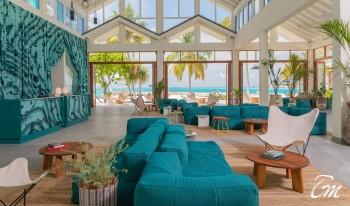 The Standard Huruvalhi Maldives - Lobby