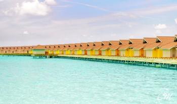 The Standard Huruvalhi Maldives - Over Water Villas