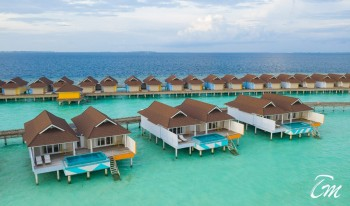 The Standard Huruvalhi Over-Water Villas